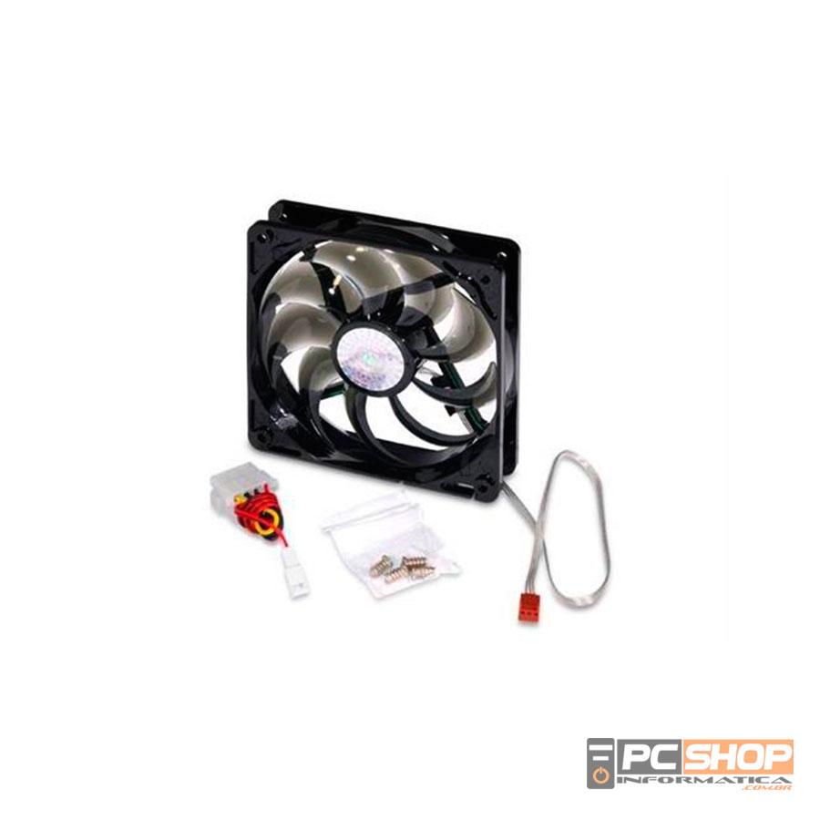cooler gabinete coolermaster fan 120mm led az sickleflow