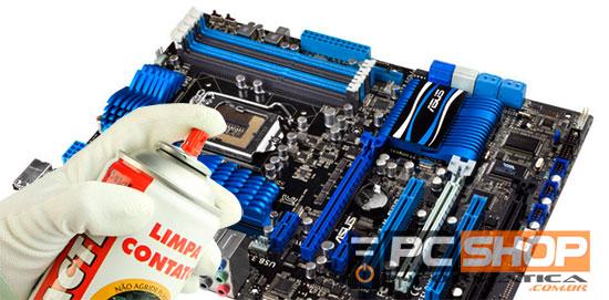 PCSHOP Informática Limpa Contato CONTACTEC 350ml/217g IMPLASTEC