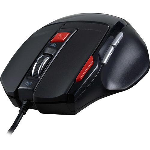 PCSHOP Informática Mouse Gamer Fortrek Spider 2000dpi USB OM-701