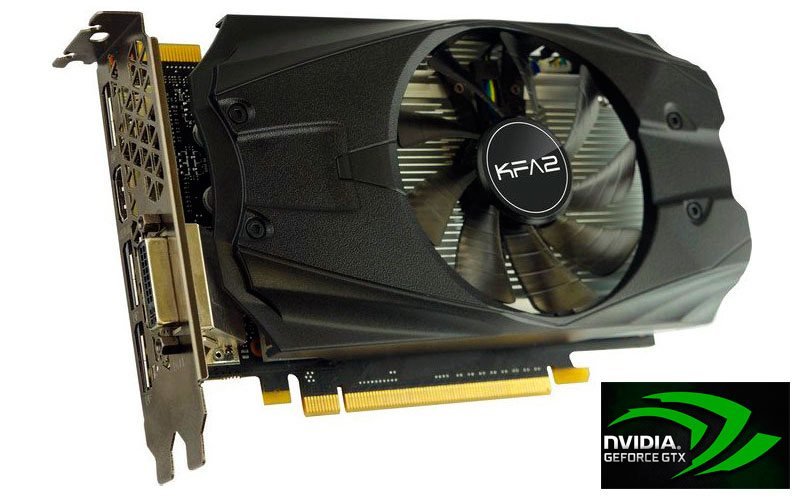 PCSHOP Informática Placa de Vídeo Geforce GTX 950 OC GALAX 2GB DDR5 128Bit