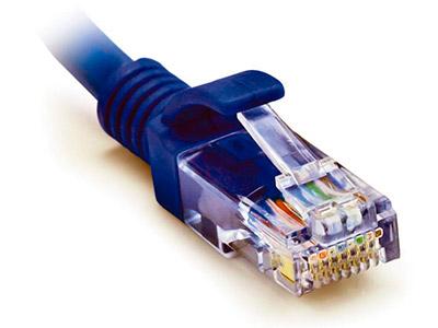 PCSHOP Informática Cabo de Rede 2 Metros CAT5E Azul Mymax Patch Cable