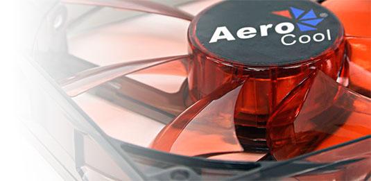 PCSHOP Informática Cooler Gabinete Aerocool Fan 120mm LED Vm Lightning EN51363