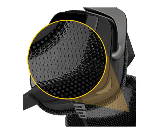 PCSHOP Informática Headset Gamer Corsair Void RGB 7.1 Dolby CA-9011130-AP