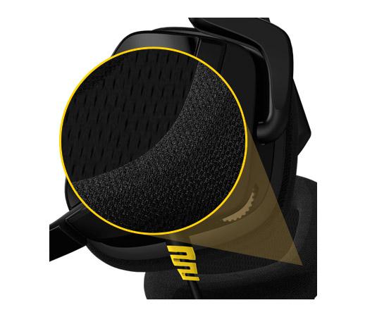 PCSHOP Informática Headset Gamer Corsair Void Stereo CA-9011131-NA