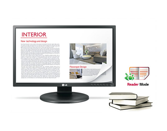 "PCSHOP Informática Monitor LED LG 19,5"" 1366 x 768 Widescreen VGA"
