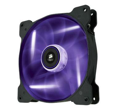 PCSHOP Informática Cooler Gabinete Corsair Fan 140mm LED Rx CO-9050017-PLED AF140