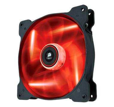 PCSHOP Informática Cooler Gabinete Corsair Fan 140mm LED Vm CO-9050017-RLED AF140