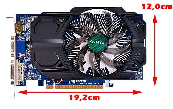 PCSHOP Informática Placa de Vídeo AMD Radeon R7 240 OC GigaByte 2GB DDR3 128Bit