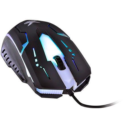 PCSHOP Informática Mouse Gamer Vinik VX Gaming Dragonfly 1000dpi USB Preto