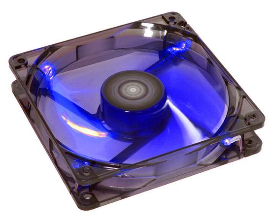 PCSHOP Informática Cooler Gabinete Aerocool Fan 120mm LED Az Lightning EN51394