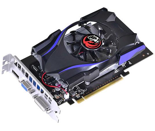 PCSHOP Informática Placa de Vídeo GeForce GT 420 PCYES 2GB DDR3 128Bit