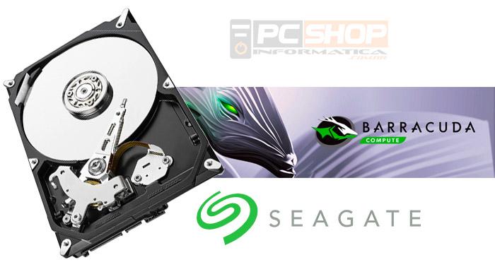 "PCSHOP Informática HD PC 1TB Seagate 3,5"" 7200RPM 64MB Sata 6Gb/s Barracuda"