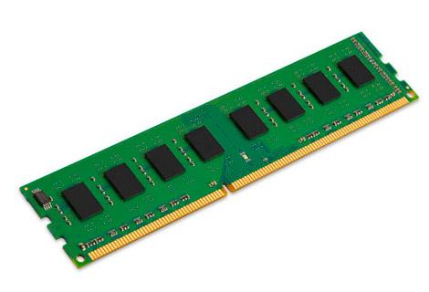 PCSHOP Informática Memória RAM DDR3 Kingston 2GB 1600MHz CL11 240-PIN p/PC