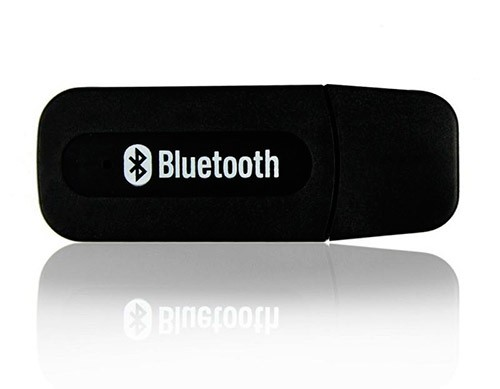 PCSHOP Informática Adaptador Bluetooth USB P2 Receptor Áudio Stereo YET-M1