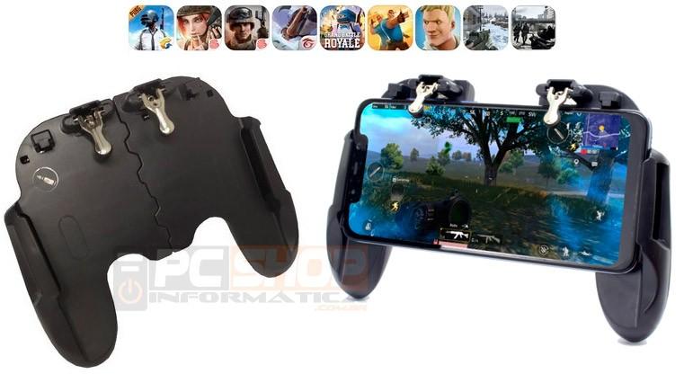 PCSHOP Informática Gamepad Controle para Celular com Gatilhos Kingo YX-02