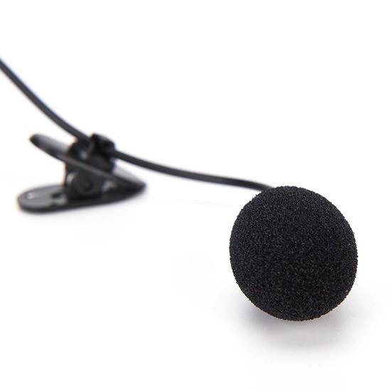 PCSHOP Informática Microfone de Lapela para PC/Celular P2 3,5mm Lehmox LEY-58