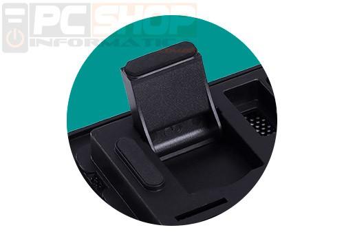 "PCSHOP Informática Base Cooler para Notebook até 15,6"" Dynamic Wind Vinik CN100"